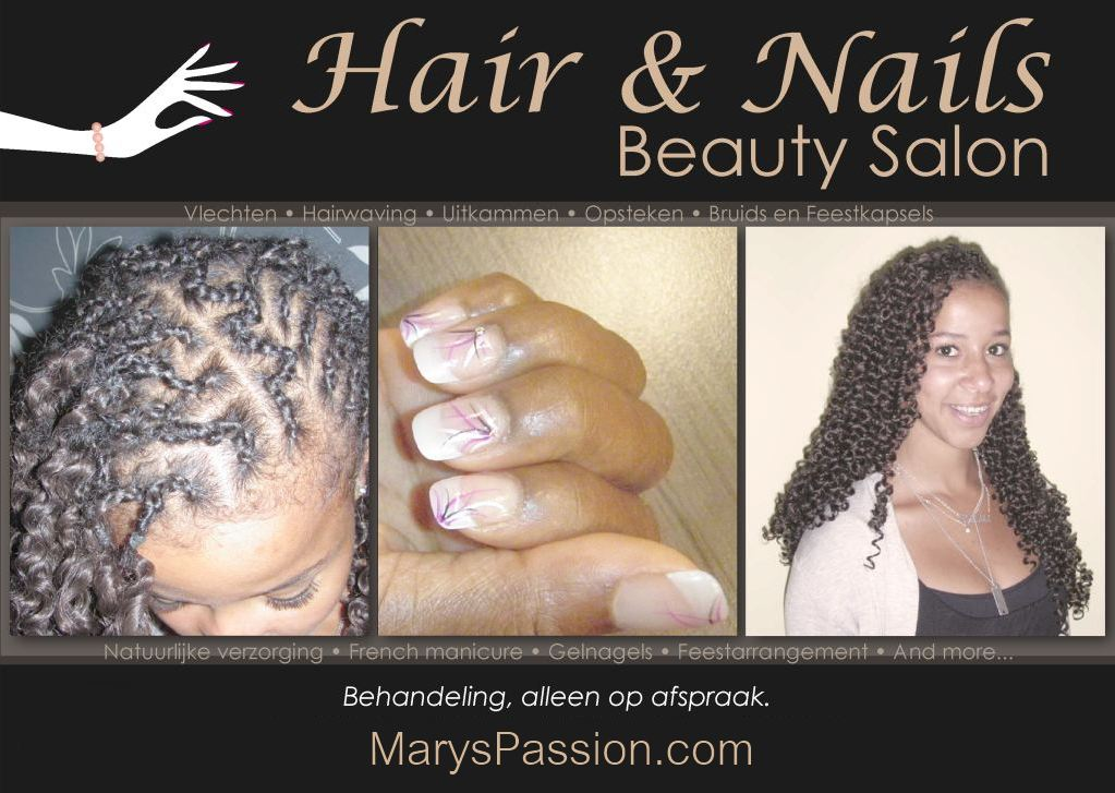 Mary's passion Hair & Nails